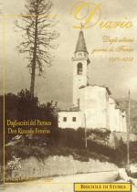 Grande Guerra - Diario degli ultimi giorni di Fener 1917-1918 dagli scritti del Parroco