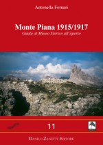 Guida al Museo Storico all'aperto della prima guerra mondiale.