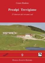 Prealpi Trevigiane - 25 itinerari del versante sud-Edizioni DBS