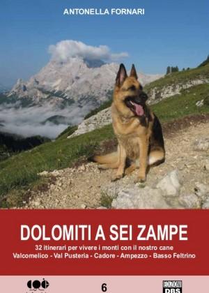 libri di itinerari sulle Dolomiti