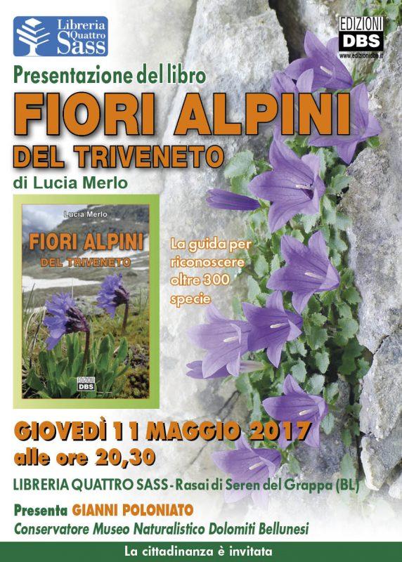 Fiori alpini del Triveneto: presentazione della guida per riconoscere oltre 300 specie