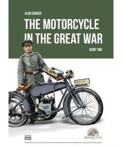 The motorcycle in the Great War, Book two