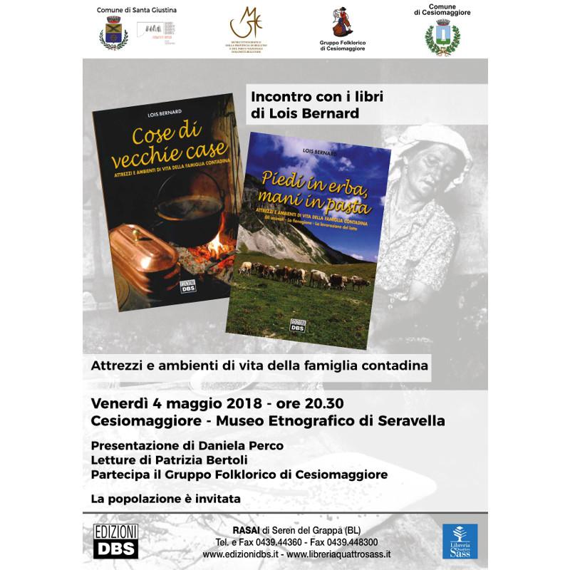 La tradizione contadina presentata a Seravella di Cesiomaggiore